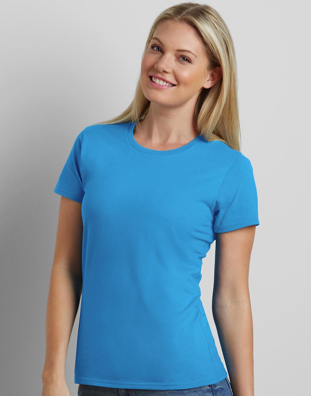 4100L PREMIUM COTTON® LADIES tričko