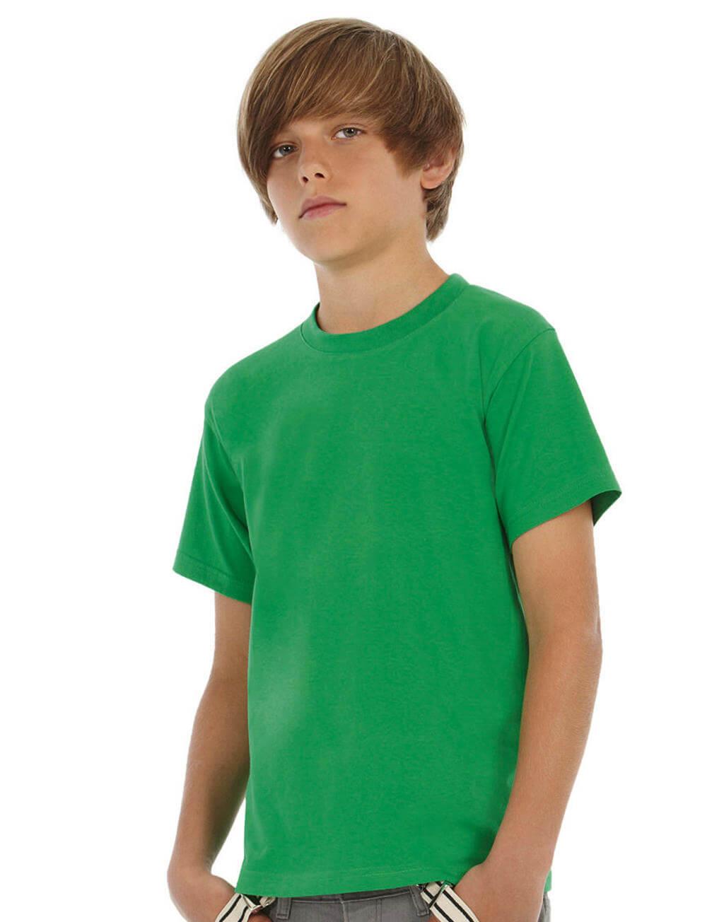 TK301 Detské tričko Exact 190/kids T-Shirt