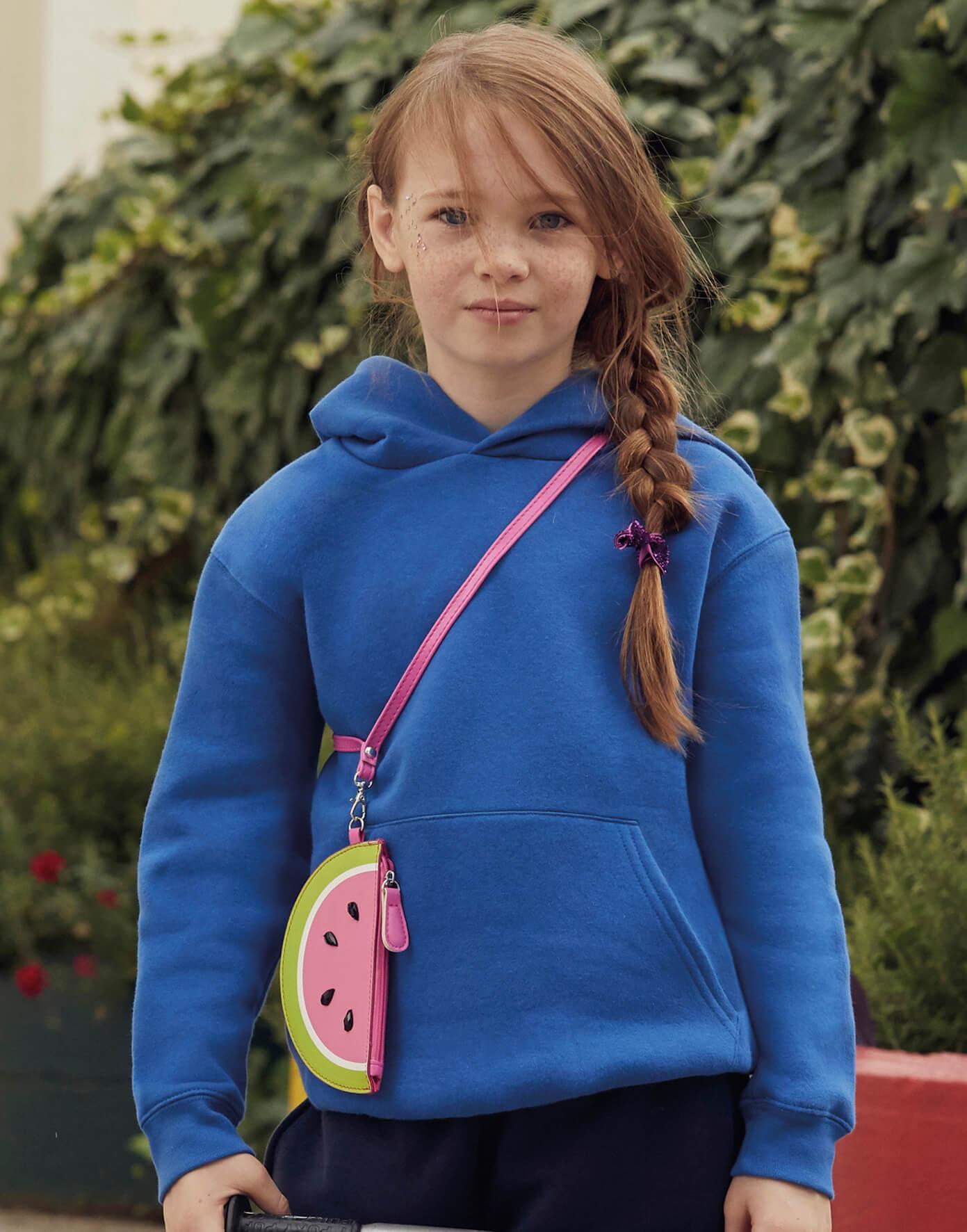 62-037-0 Detská mikina s kapucňou